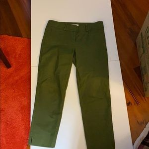 Marisa crop pants size 4 loft new 2019